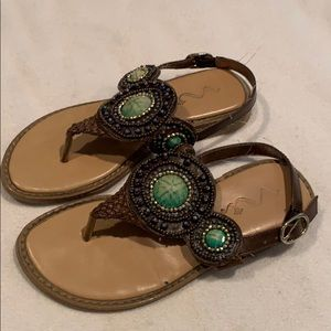Nina sandals size 13